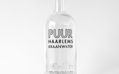 Haarlems kraan water Fles