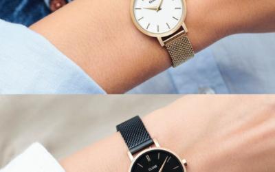 Cluse horloges en sieraden